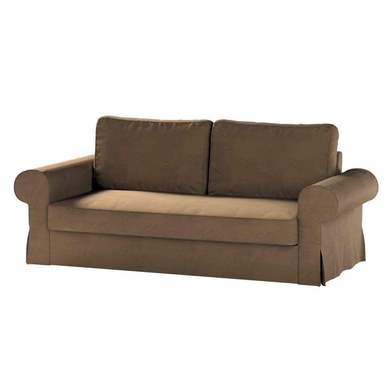Bezug für Backabro 3-Sitzer Sofa ausklappbar von der Kollektion Living II, Stoff: 160-94