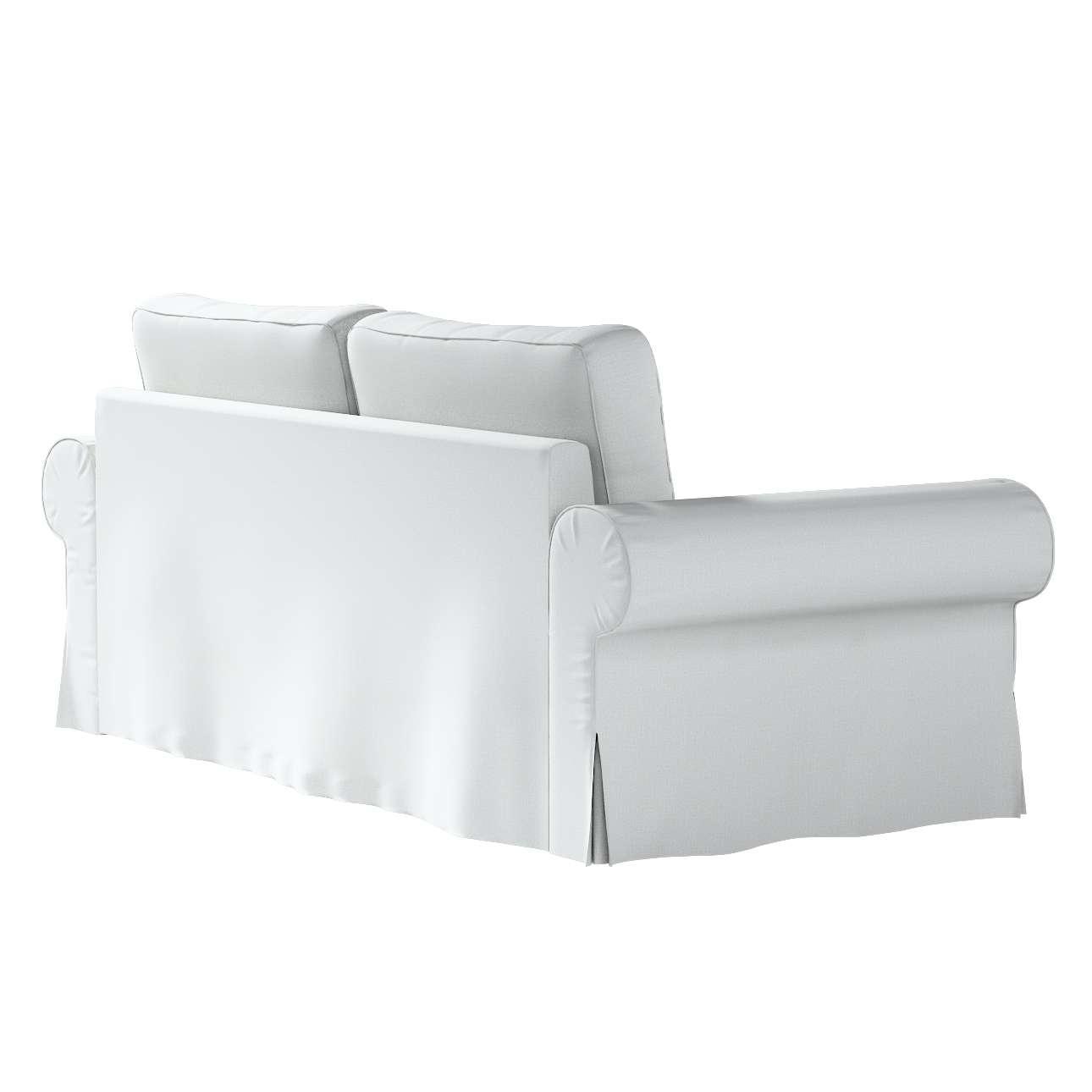 Pokrowiec na sofę Backabro 3-osobową rozkładaną w kolekcji Living II, tkanina: 161-18
