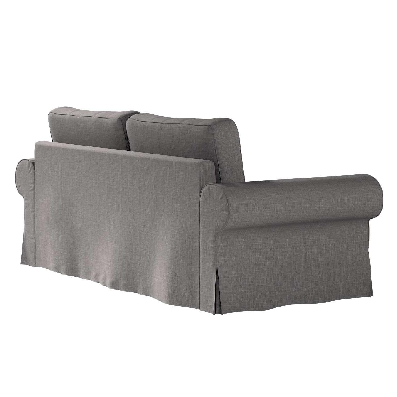 Pokrowiec na sofę Backabro 3-osobową rozkładaną w kolekcji Living II, tkanina: 161-16