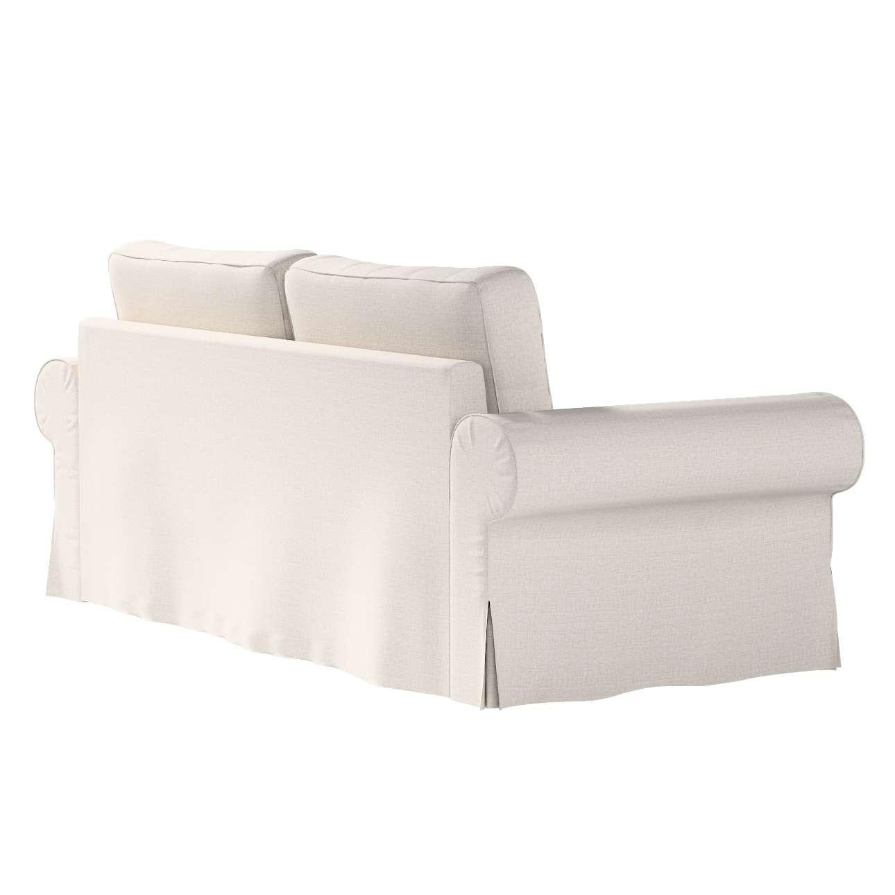 Pokrowiec na sofę Backabro 3-osobową rozkładaną w kolekcji Living II, tkanina: 161-00