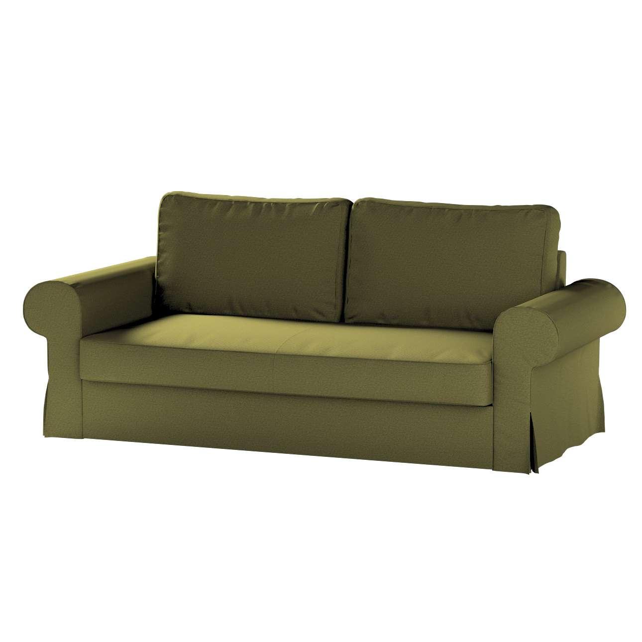 Pokrowiec na sofę Backabro 3-osobową rozkładaną w kolekcji Etna, tkanina: 161-26