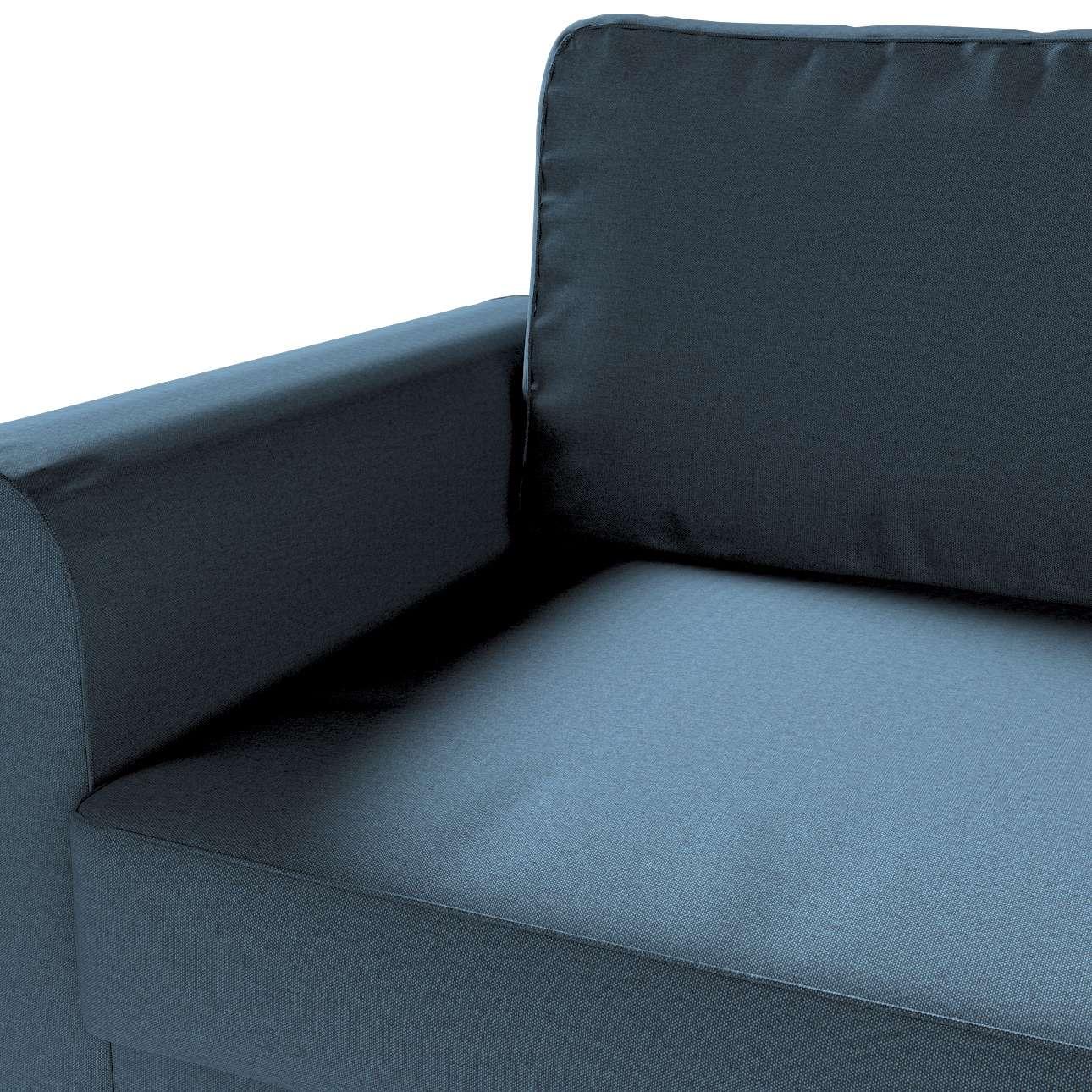 Pokrowiec na sofę Backabro 3-osobową rozkładaną w kolekcji Etna, tkanina: 705-30