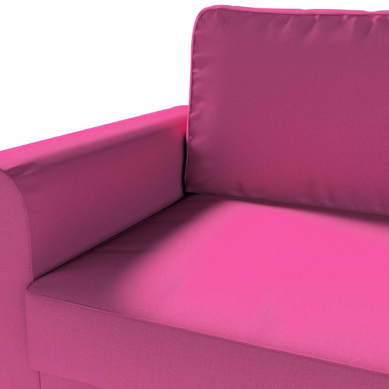 Pokrowiec na sofę Backabro 3-osobową rozkładaną w kolekcji Living II, tkanina: 161-29