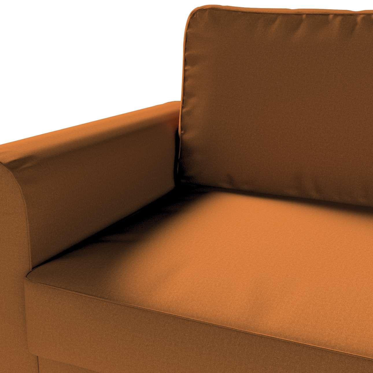 Pokrowiec na sofę Backabro 3-osobową rozkładaną w kolekcji Living II, tkanina: 161-28