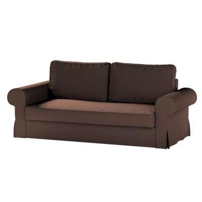 Pokrowiec na sofę Backabro 3-osobową rozkładaną w kolekcji Bergen, tkanina: 161-73