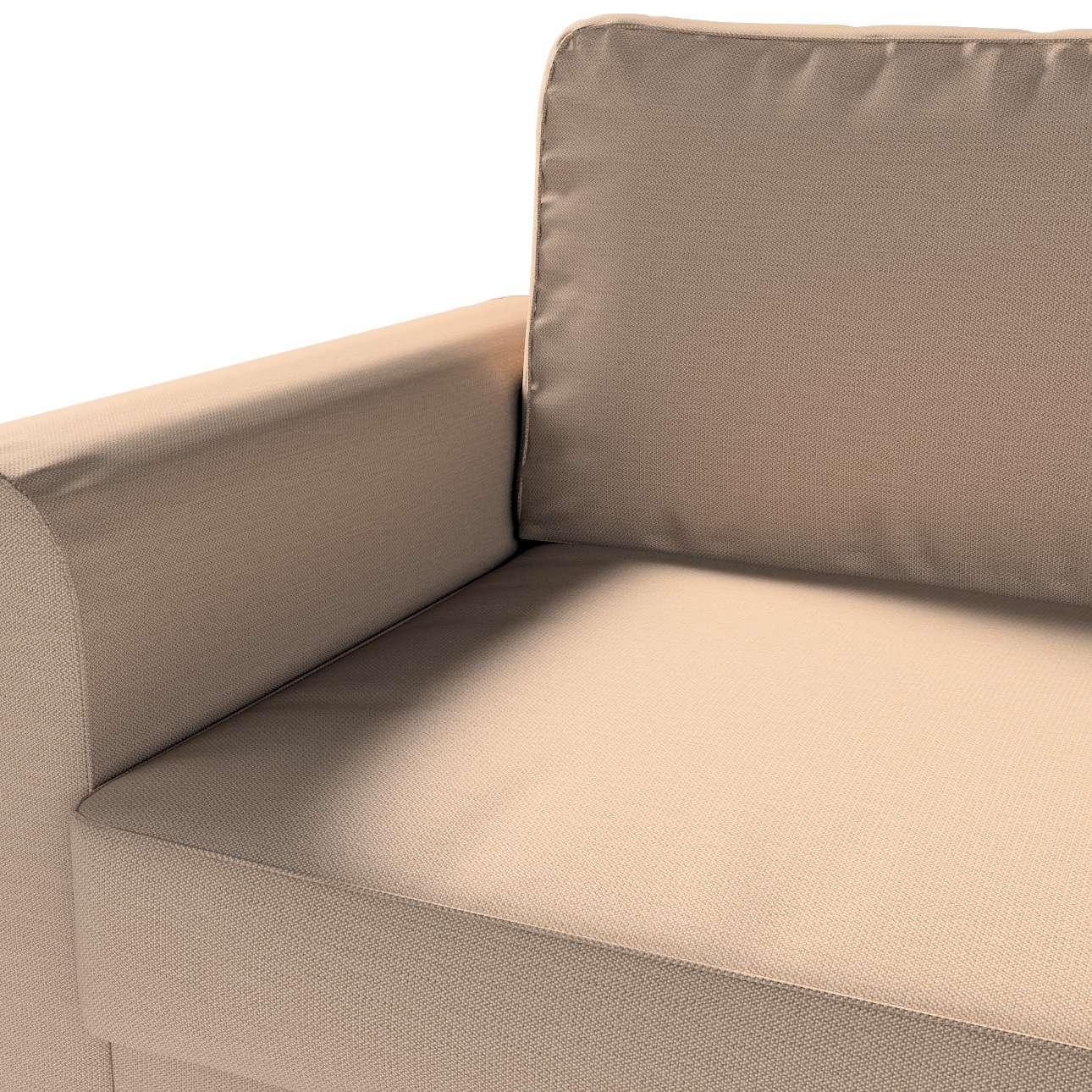 Pokrowiec na sofę Backabro 3-osobową rozkładaną w kolekcji Bergen, tkanina: 161-75