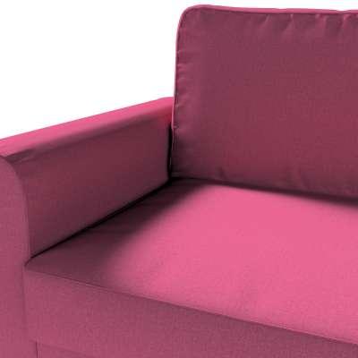 Pokrowiec na sofę Backabro 3-osobową rozkładaną w kolekcji Living, tkanina: 160-44