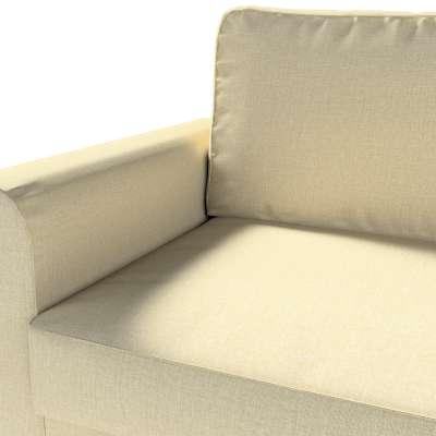 Pokrowiec na sofę Backabro 3-osobową rozkładaną w kolekcji Living, tkanina: 161-45