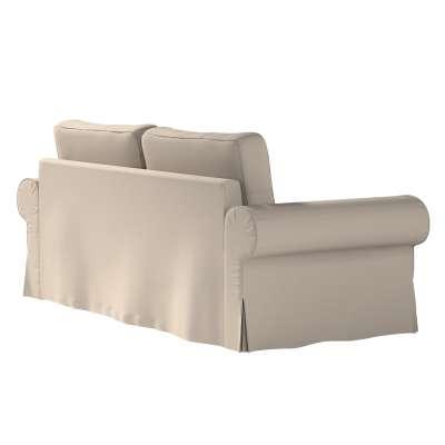 Pokrowiec na sofę Backabro 3-osobową rozkładaną w kolekcji Living, tkanina: 161-53