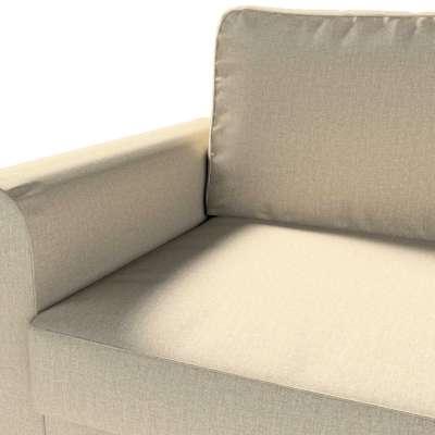 Pokrowiec na sofę Backabro 3-osobową rozkładaną w kolekcji City, tkanina: 704-80