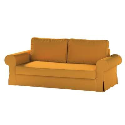 Pokrowiec na sofę Backabro 3-osobową rozkładaną w kolekcji Living, tkanina: 161-64