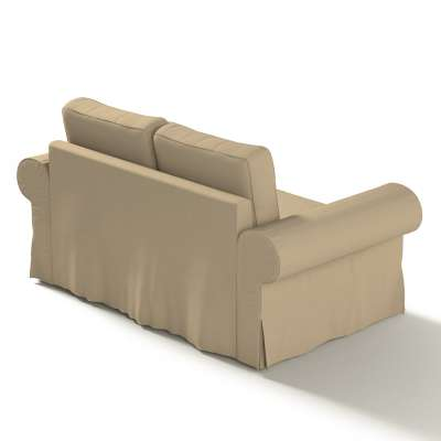 Bezug für Backabro 2-Sitzer Sofa ausklappbar von der Kollektion Cotton Panama, Stoff: 702-01