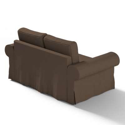 """Dvivietės sofos """"Backabro""""  užvalkalas 702-02 ruda Kolekcija Cotton Panama"""