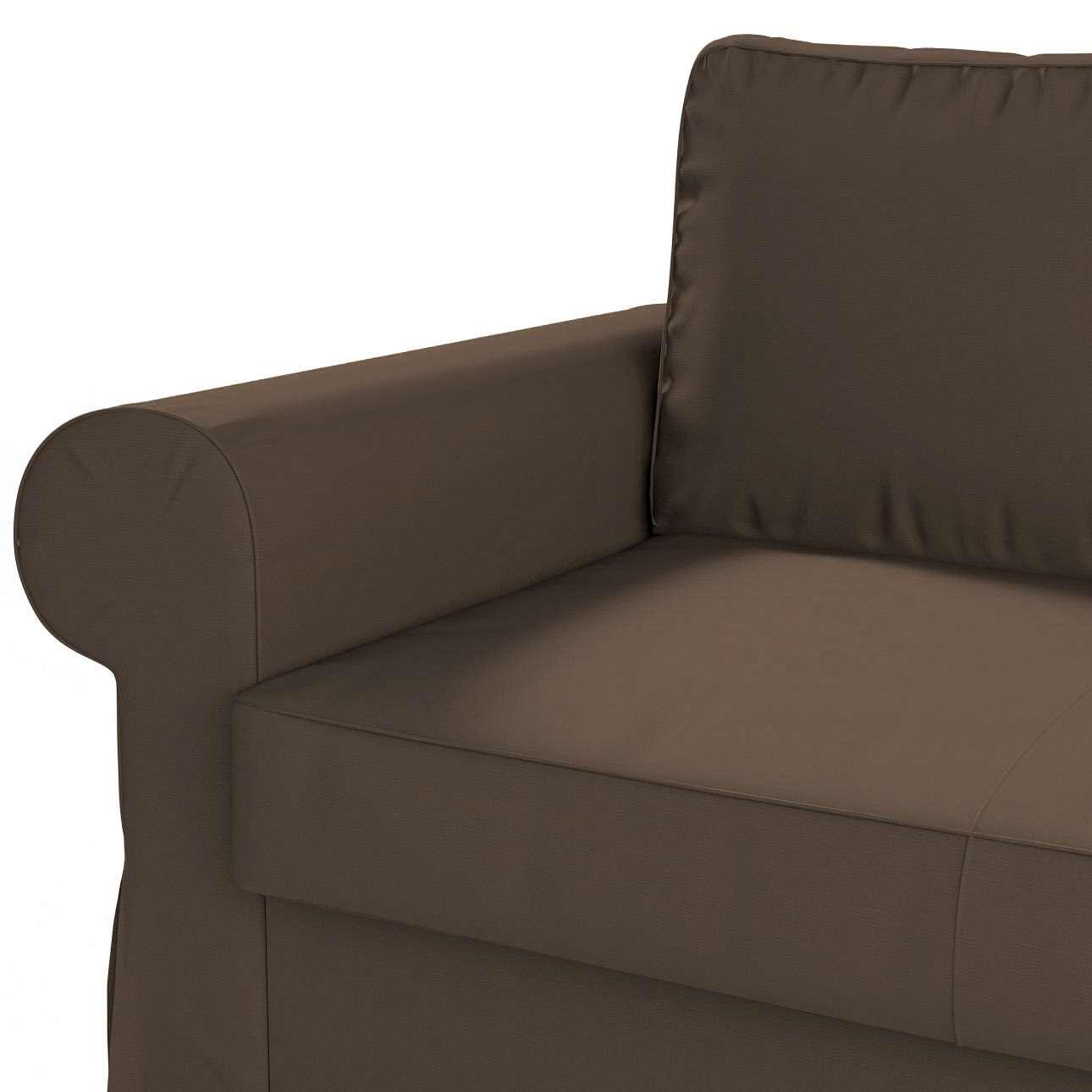Bezug für Backabro 2-Sitzer Sofa ausklappbar von der Kollektion Cotton Panama, Stoff: 702-02