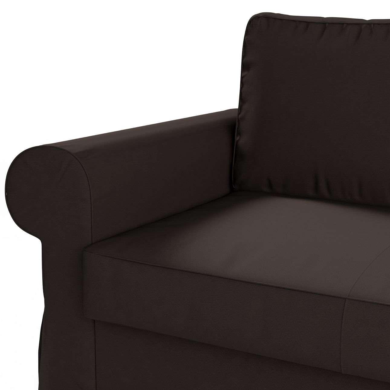 Bezug für Backabro 2-Sitzer Sofa ausklappbar von der Kollektion Cotton Panama, Stoff: 702-03