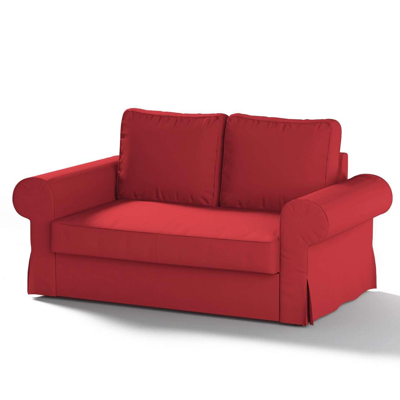 Pokrowiec na sofę Backabro 2-osobową rozkładaną sofa Backabro 2-osobowa rozkładana w kolekcji Cotton Panama, tkanina: 702-04
