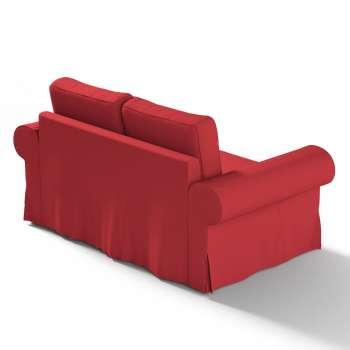 Pokrowiec na sofę Backabro 2-osobową rozkładaną w kolekcji Cotton Panama, tkanina: 702-04