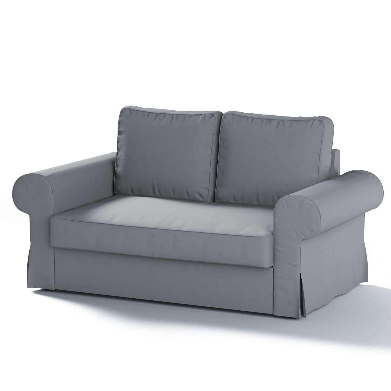 Bezug für Backabro 2-Sitzer Sofa ausklappbar von der Kollektion Cotton Panama, Stoff: 702-07