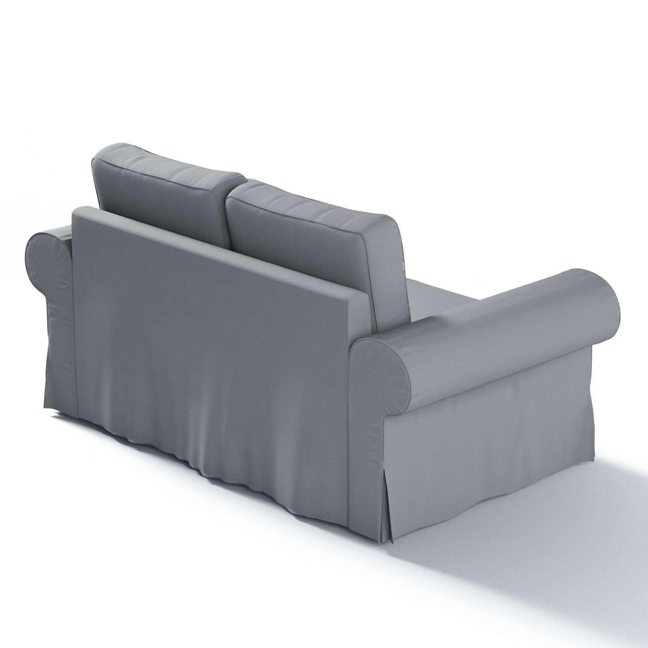 Pokrowiec na sofę Backabro 2-osobową rozkładaną sofa Backabro 2-osobowa rozkładana w kolekcji Cotton Panama, tkanina: 702-07