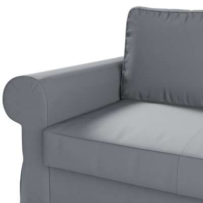 Pokrowiec na sofę Backabro 2-osobową rozkładaną w kolekcji Cotton Panama, tkanina: 702-07