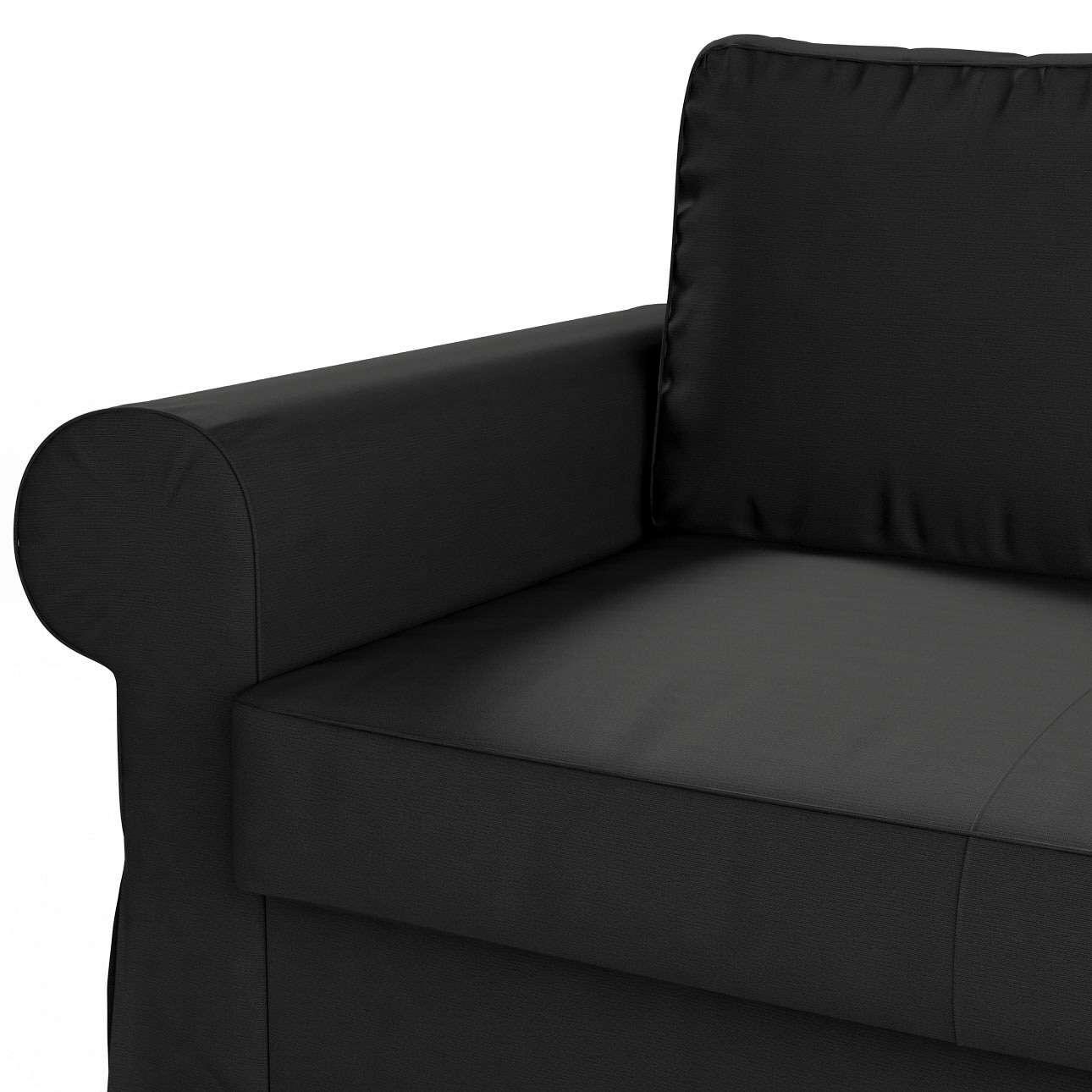 Bezug für Backabro 2-Sitzer Sofa ausklappbar von der Kollektion Cotton Panama, Stoff: 702-08