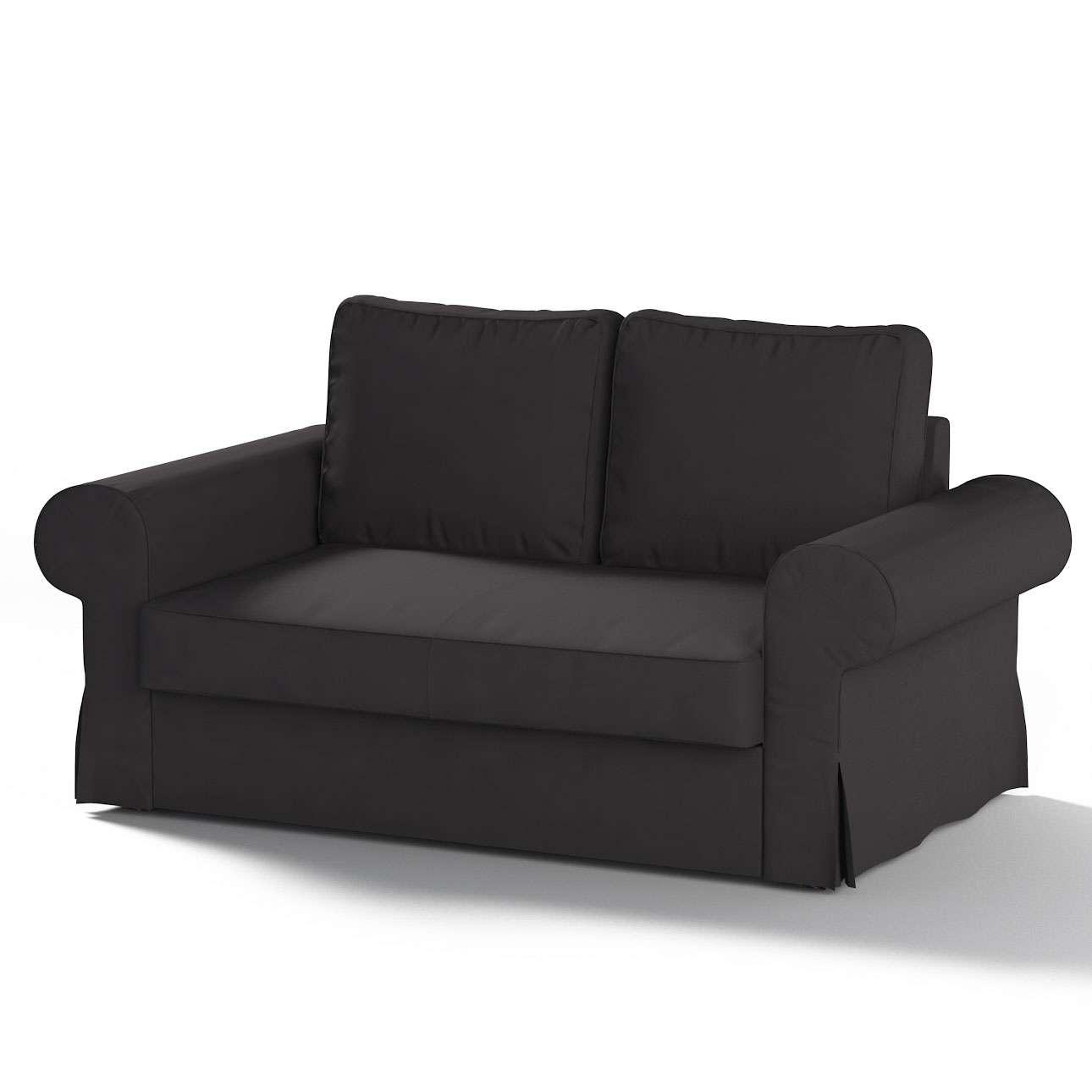 Pokrowiec na sofę Backabro 2-osobową rozkładaną sofa Backabro 2-osobowa rozkładana w kolekcji Cotton Panama, tkanina: 702-09
