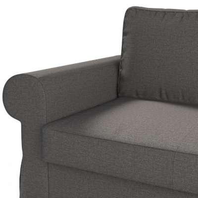 Pokrowiec na sofę Backabro 2-osobową rozkładaną w kolekcji Edinburgh, tkanina: 115-77