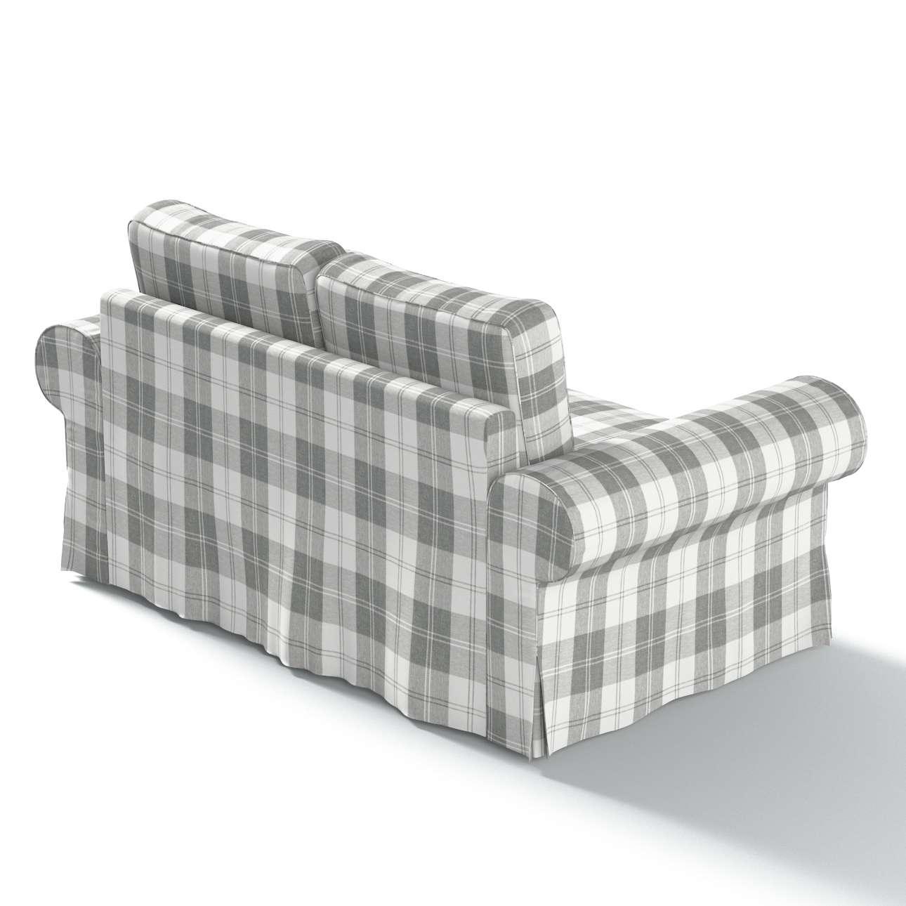 Pokrowiec na sofę Backabro 2-osobową rozkładaną w kolekcji Edinburgh, tkanina: 115-79