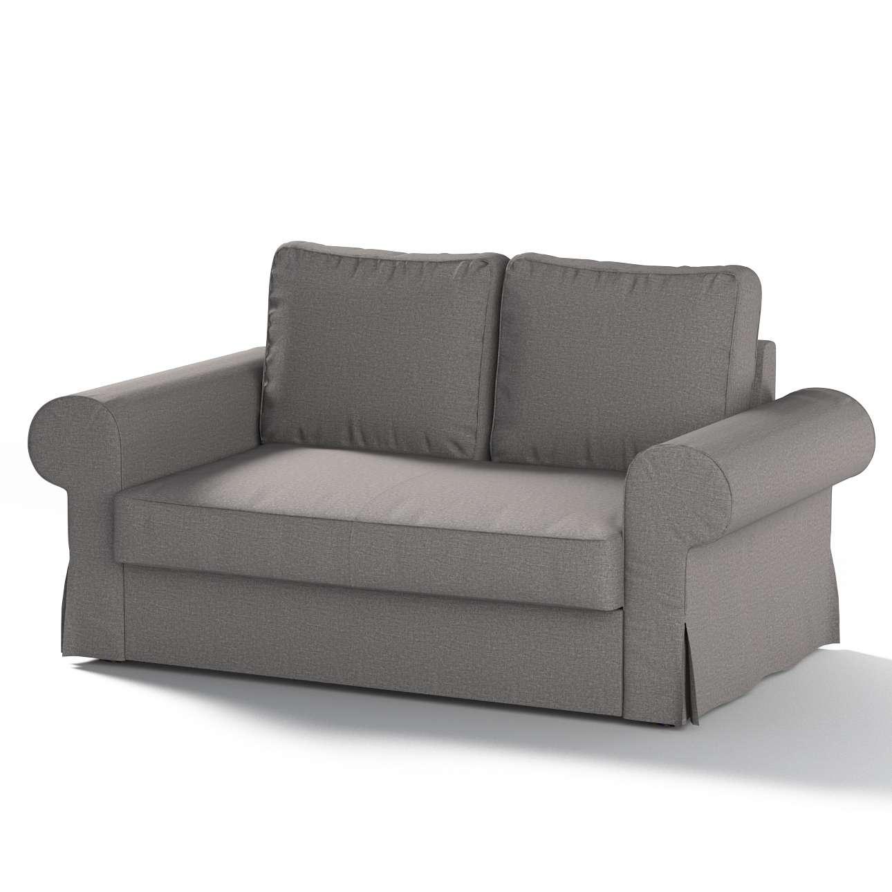 Pokrowiec na sofę Backabro 2-osobową rozkładaną w kolekcji Edinburgh, tkanina: 115-81