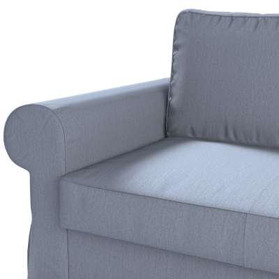Backabro 2-Sitzer Sofabezug nicht ausklappbar von der Kollektion Chenille , Stoff: 702-13
