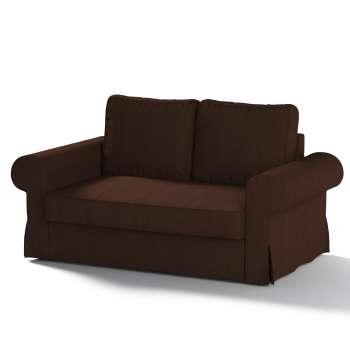 Pokrowiec na sofę Backabro 2-osobową rozkładaną w kolekcji Chenille, tkanina: 702-18