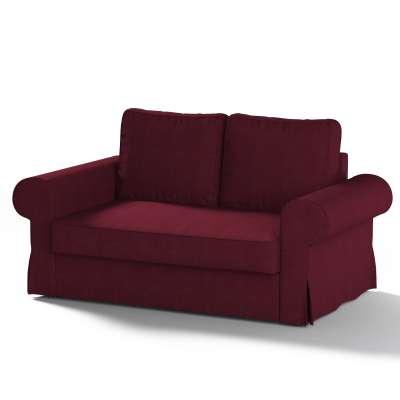 Pokrowiec na sofę Backabro 2-osobową rozkładaną w kolekcji Chenille, tkanina: 702-19