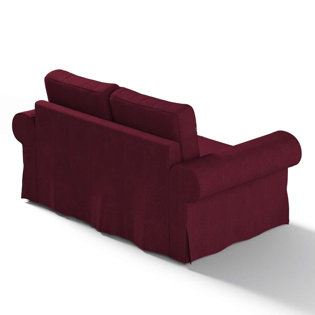 Pokrowiec na sofę Backabro 2-osobową rozkładaną sofa Backabro 2-osobowa rozkładana w kolekcji Chenille, tkanina: 702-19