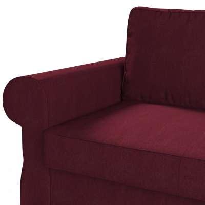 Backabro 2-Sitzer Sofabezug nicht ausklappbar von der Kollektion Chenille , Stoff: 702-19