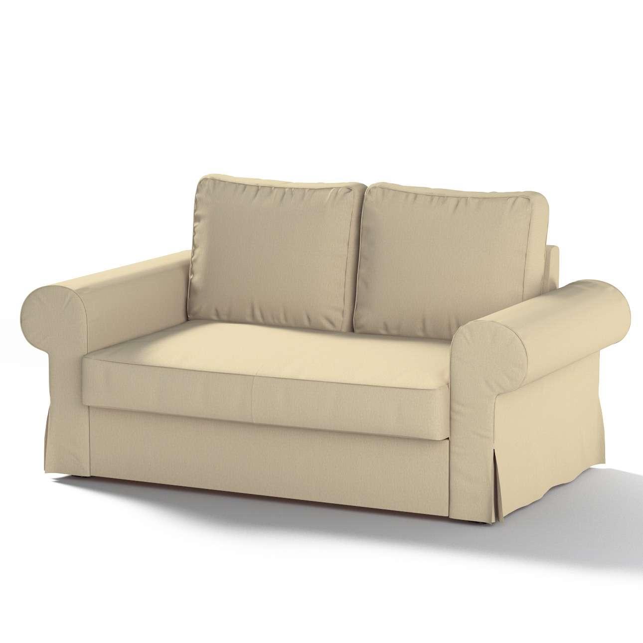 Bezug für Backabro 2-Sitzer Sofa ausklappbar von der Kollektion Chenille , Stoff: 702-22