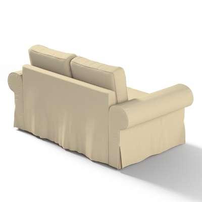 """Dvivietės sofos """"Backabro""""  užvalkalas 702-22 smėlio/kreminės spalvos šenilinis audinys Kolekcija Chenille"""