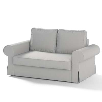 Pokrowiec na sofę Backabro 2-osobową rozkładaną w kolekcji Chenille, tkanina: 702-23