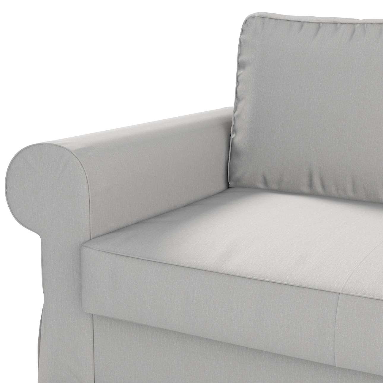 Backabro 2-Sitzer Sofabezug nicht ausklappbar von der Kollektion Chenille , Stoff: 702-23