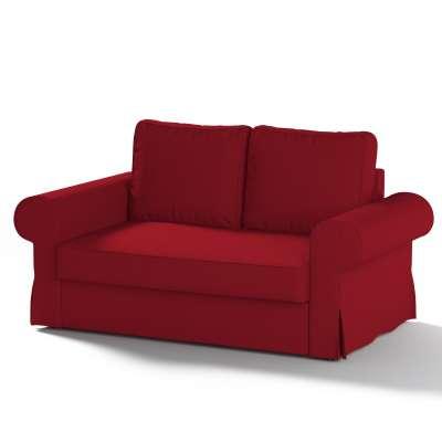 Pokrowiec na sofę Backabro 2-osobową rozkładaną w kolekcji Chenille, tkanina: 702-24