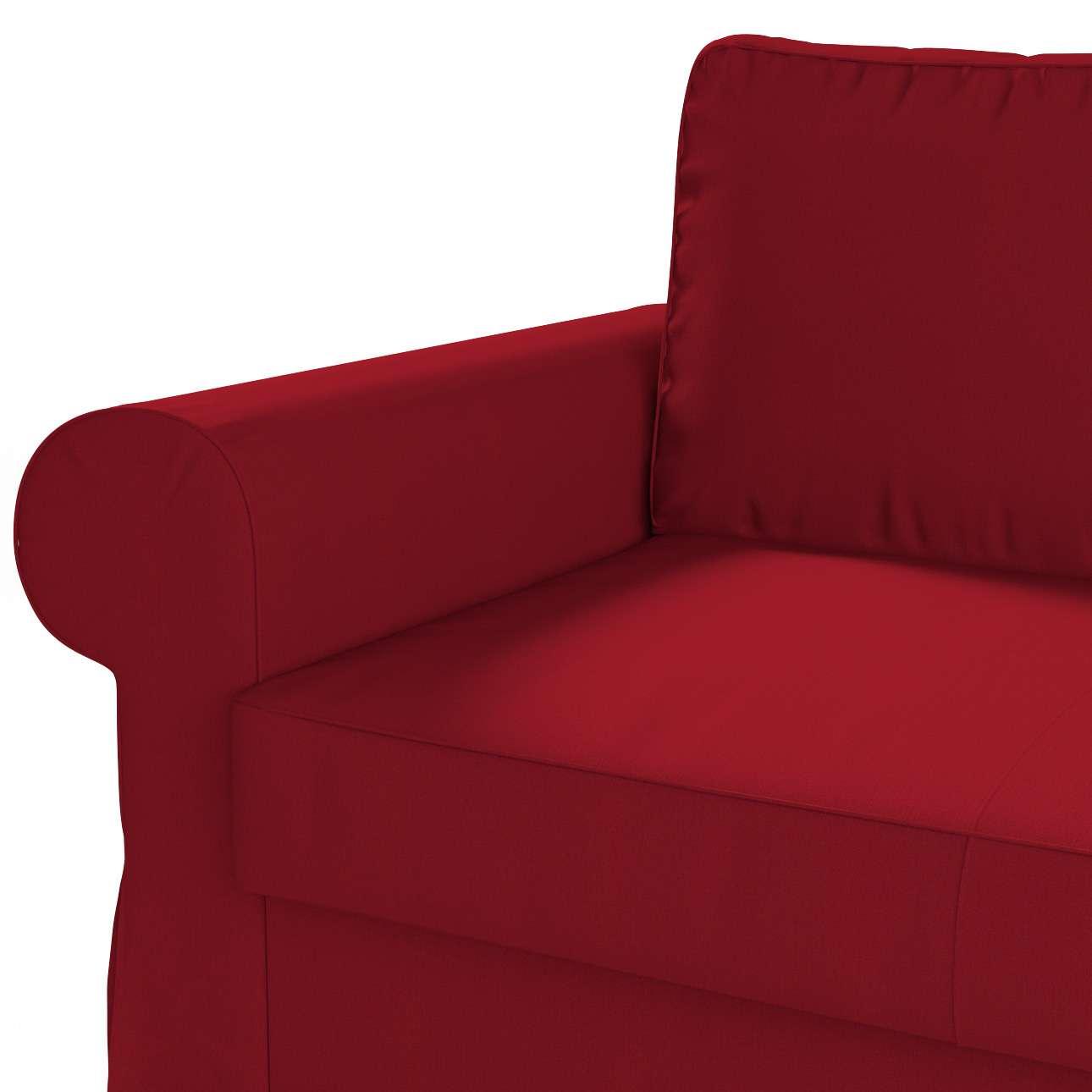 Backabro 2-Sitzer Sofabezug nicht ausklappbar von der Kollektion Chenille , Stoff: 702-24