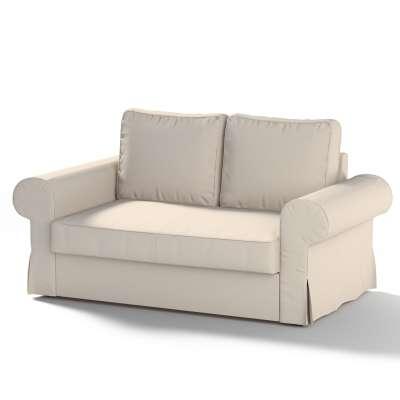 """Dvivietės sofos """"Backabro""""  užvalkalas 705-01 kreminė Kolekcija Etna"""