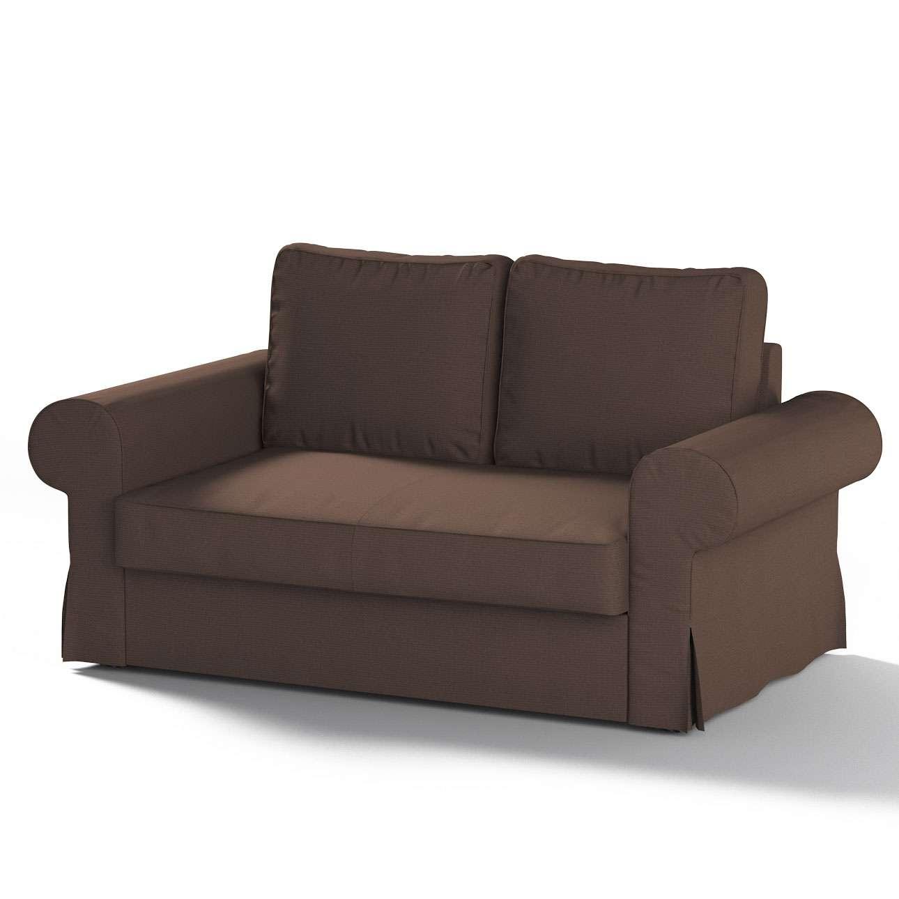 Pokrowiec na sofę Backabro 2-osobową rozkładaną sofa Backabro 2-osobowa rozkładana w kolekcji Etna , tkanina: 705-08
