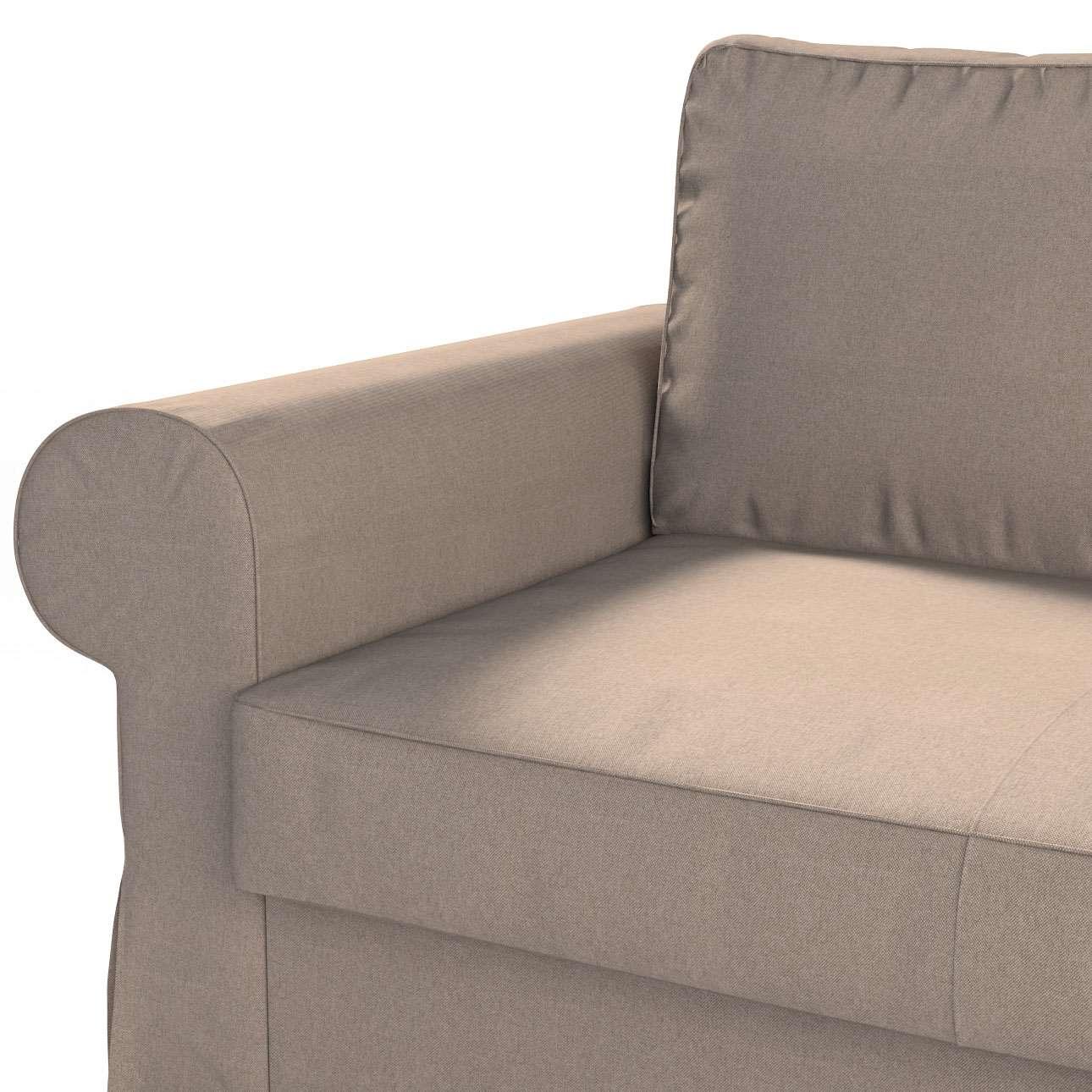 Pokrowiec na sofę Backabro 2-osobową rozkładaną sofa Backabro 2-osobowa rozkładana w kolekcji Etna , tkanina: 705-09