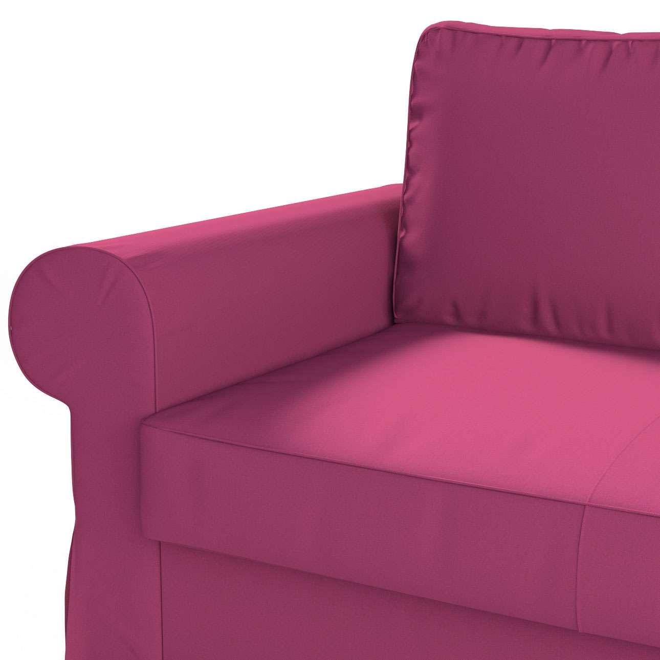 Bezug für Backabro 2-Sitzer Sofa ausklappbar von der Kollektion Etna, Stoff: 705-23