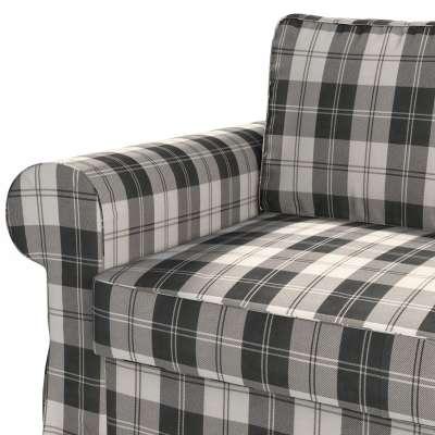 Backabro 2-Sitzer Sofabezug nicht ausklappbar von der Kollektion Edinburgh , Stoff: 115-74