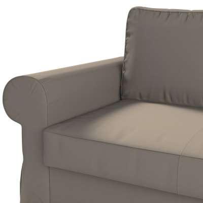 Pokrowiec na sofę Backabro 2-osobową rozkładaną w kolekcji Cotton Panama, tkanina: 702-28