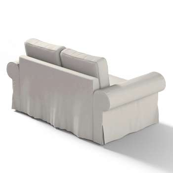 Pokrowiec na sofę Backabro 2-osobową rozkładaną w kolekcji Cotton Panama, tkanina: 702-31