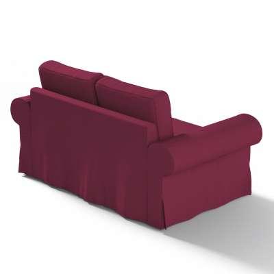 Backabro 2-Sitzer Sofabezug nicht ausklappbar von der Kollektion Cotton Panama, Stoff: 702-32