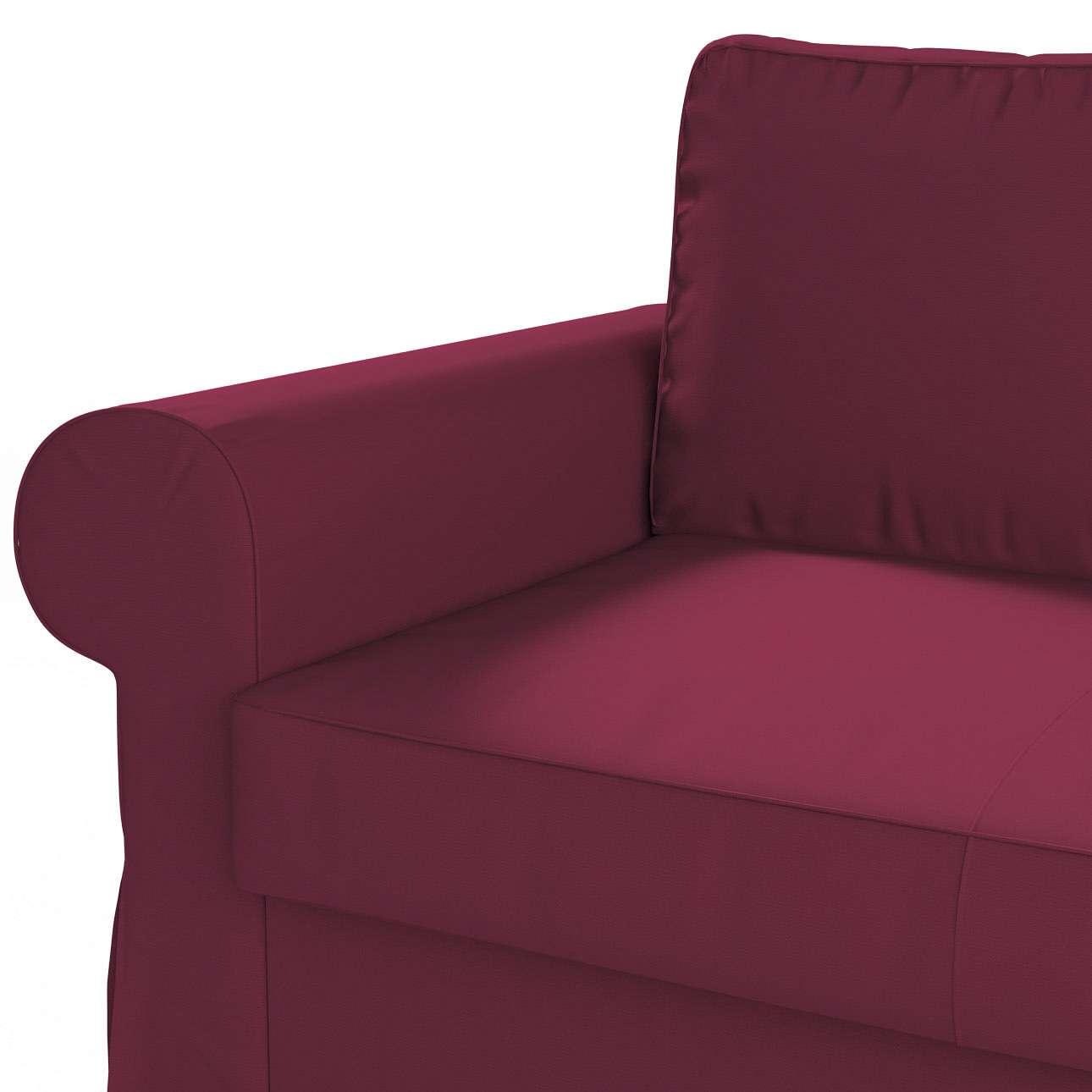 Bezug für Backabro 2-Sitzer Sofa ausklappbar von der Kollektion Cotton Panama, Stoff: 702-32