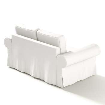 Pokrowiec na sofę Backabro 2-osobową rozkładaną w kolekcji Cotton Panama, tkanina: 702-34